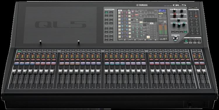 Yamaha QL5 Digital Audio Mixer