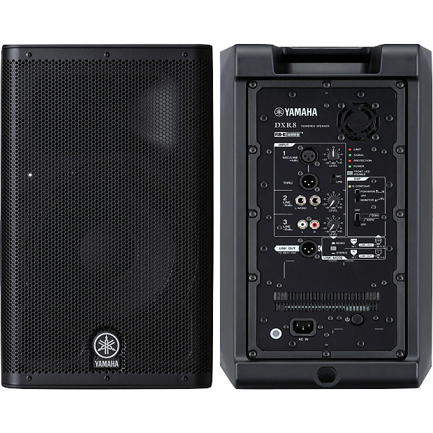Yamaha DXR8 Loudspeaker